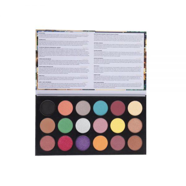 Stay True Eyeshadow Palette - 18 Colours