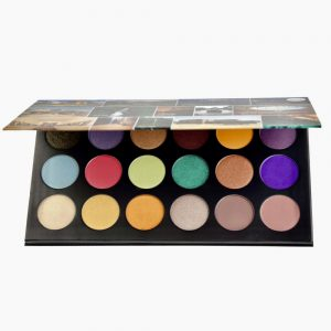 Home Pride Eye shadow Palette - 18 Colours