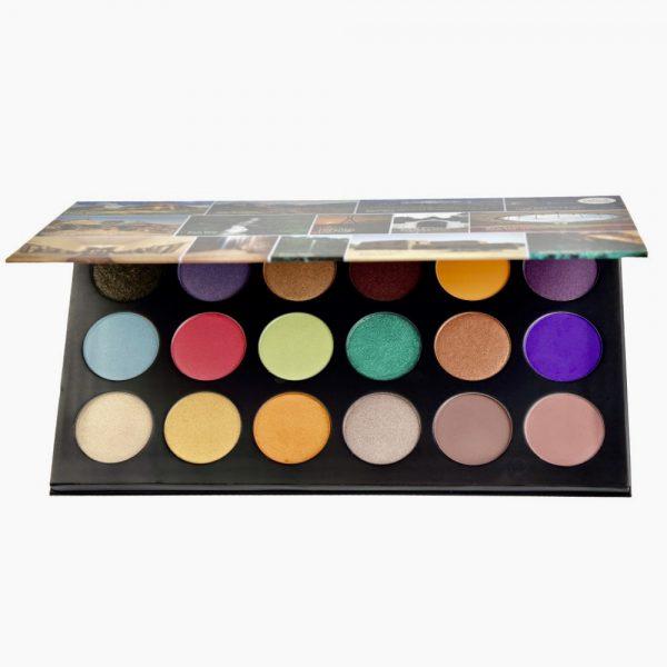 Home Pride Eye shadow Palette - 18 Colours