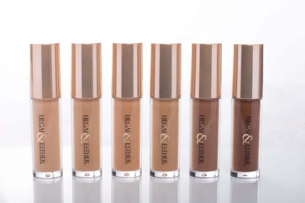 Hegai and Esther Liquid concealer - Best and High Quality Concealer