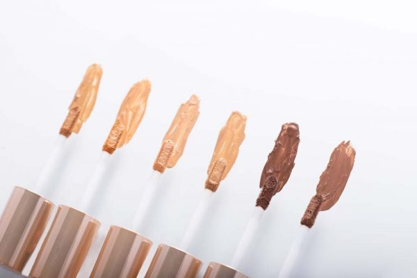 Hegai and Esther Concealer shades
