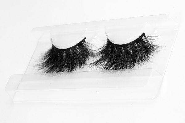 3D Faux Mink Eyelashes in LD08